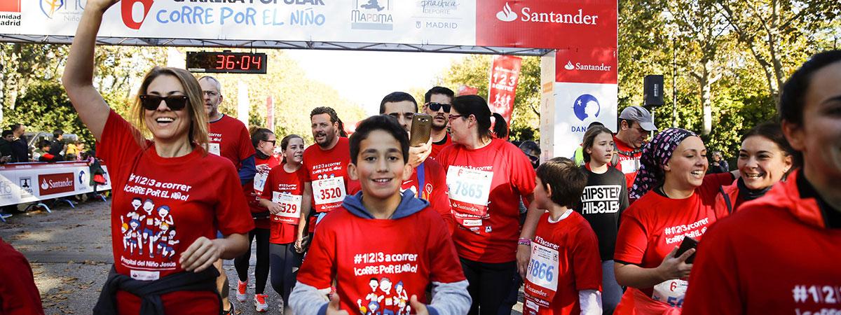 Corre por el Niño 2017: ¡Inscripciones Abiertas!